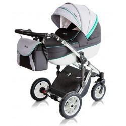 Wózek dziecięcy Starlet Milu Kids zestaw 2w1