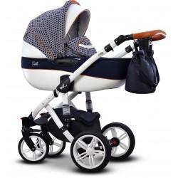 Wózek dzieciecy CASTELLO MILU Kids 2w1