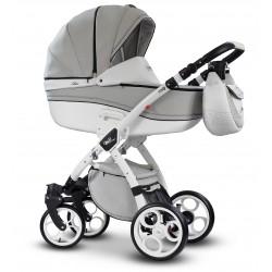 Wózek dziecięcy wielofunkcyjny Como Milu Kids w zestawie 4w1