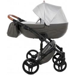 Junama City wózek dziecięcy wielofunkcyjny 3w1