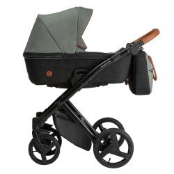 Wózek dziecięcy wielofunkcyjny Diamos VX Tutek 3w1  zielony
