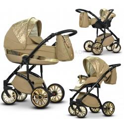 Wózek dzieciecy Modo Mirage Wiejar wielofunkcyjny 3w1. NOWOŚĆ wersja exclusive