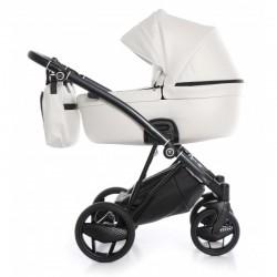 Ekskluzywny wózek INVICTUS 2.0 3w1 biały
