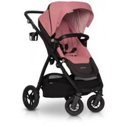Wózek spacerowy EasyGo Optimo rozowy rose