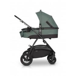 Wózek spacerowy EasyGo Optimo zielony