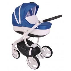 Elegancki Wózek dziecięcy Cosmo Lonex 3w1