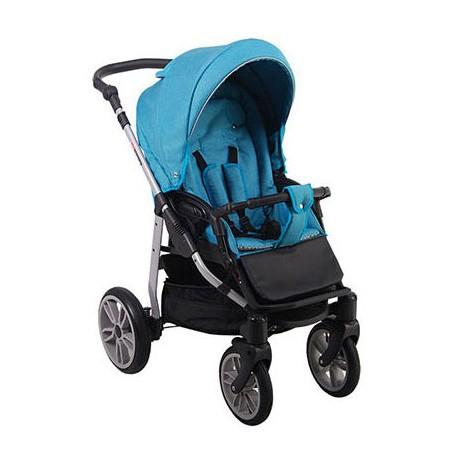Wózek spacerowy SPORT II Lonex niebieski