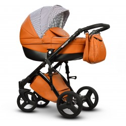 Comfort Galaxy wózek dziecięcy wielofunkcyjny LONEX 3w1. Do każdego zestawu Kokon Niemowlęcy w GRATISIE