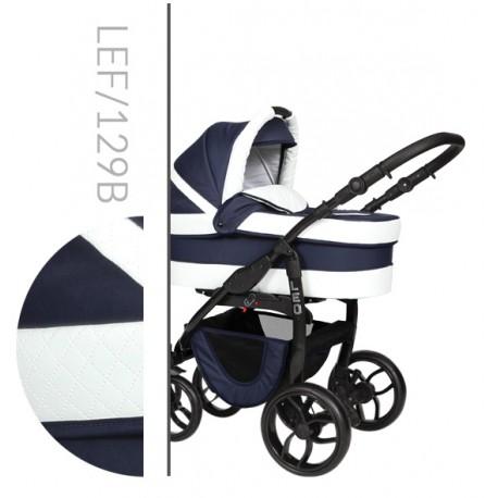 Leo Baby Merc tani nowoczesny wózek dziecięcy wielofunkcyjny 3w1