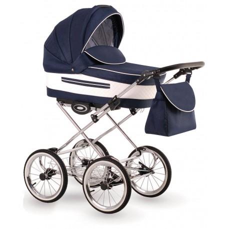 Eleganto wózek dziecięcy retro Lonex 3w1