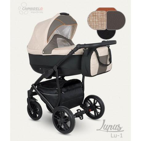 Lupus Camarelo wózek dziecięcy wielofunkcyjny 2w1