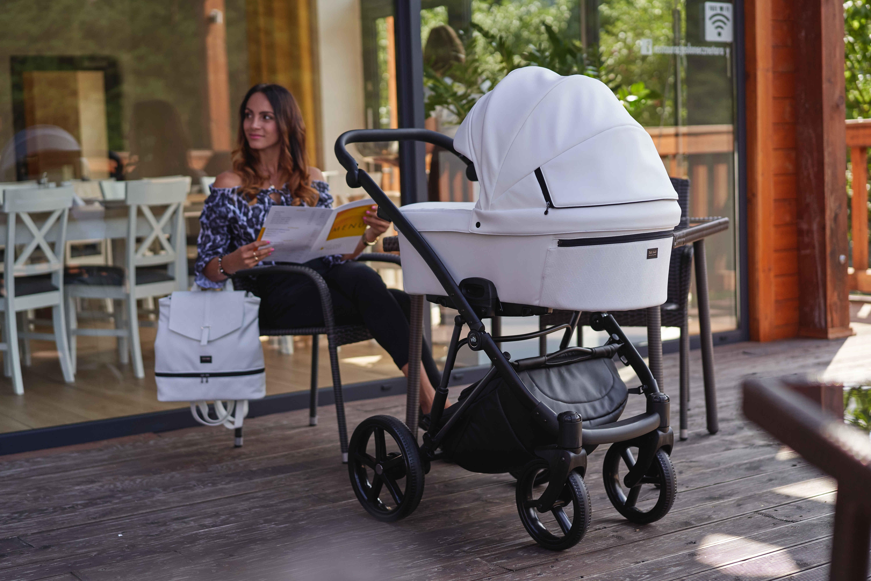 wielofunkcyjny wózek dziecięcy Artemo Tako plener Dadi Shop prezentacja