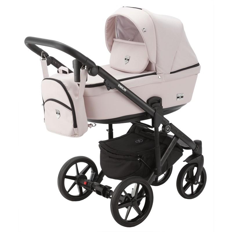 wózek dziecięcy Emilio Adamex