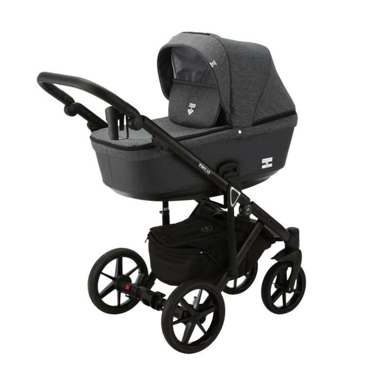wózek dziecięcy wielofunkcyjny Emilio Adamex gondola
