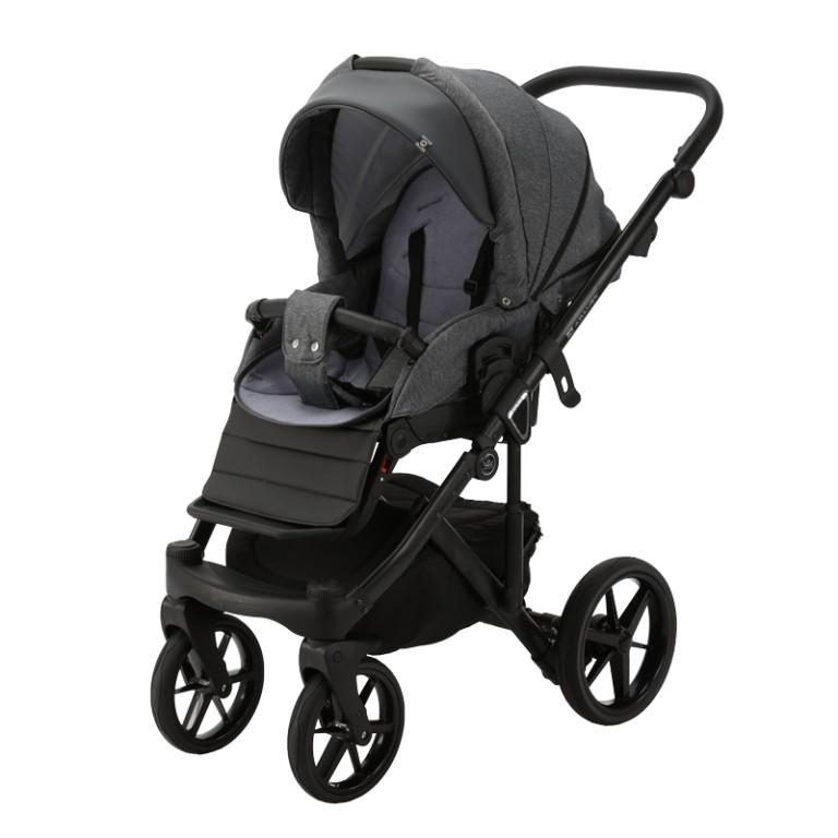 wózek dziecięcy wielofunkcyjny Emilio Adamex spacerówka