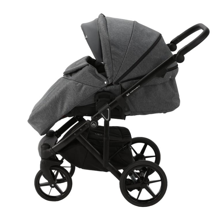 wózek wielofunkcyjny Emilio Adamex spacerówka dla dzieci
