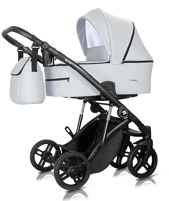 wózek dzieciecy Attesso Ledo Milu Kids nowość gondola wielofunkcyjny