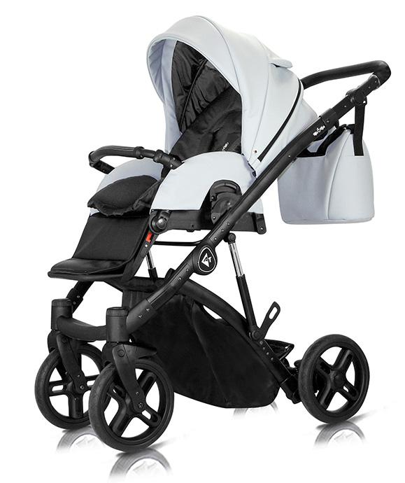 wózek dziecięcy Atteso Ledo wielofunkcyjny Milu Kids spacerówka