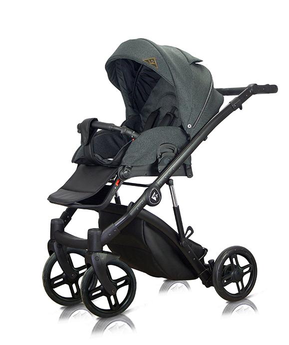 wózek dzieciecy Atteso Milu Kids wielofunkcyjny spacerowy dadi Shop