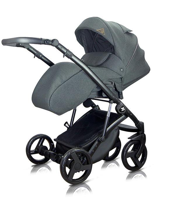 wielofunkcyjny wózek dziecięcy Atteso Milu Kids spacerowy