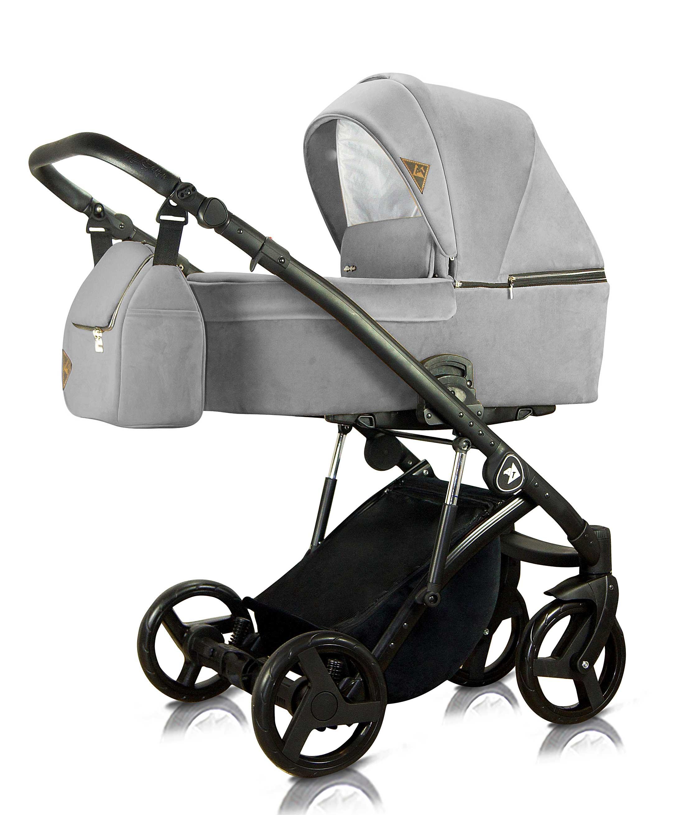 wózek Atteso wielofunkcyjny dzieciecy Milu Kids