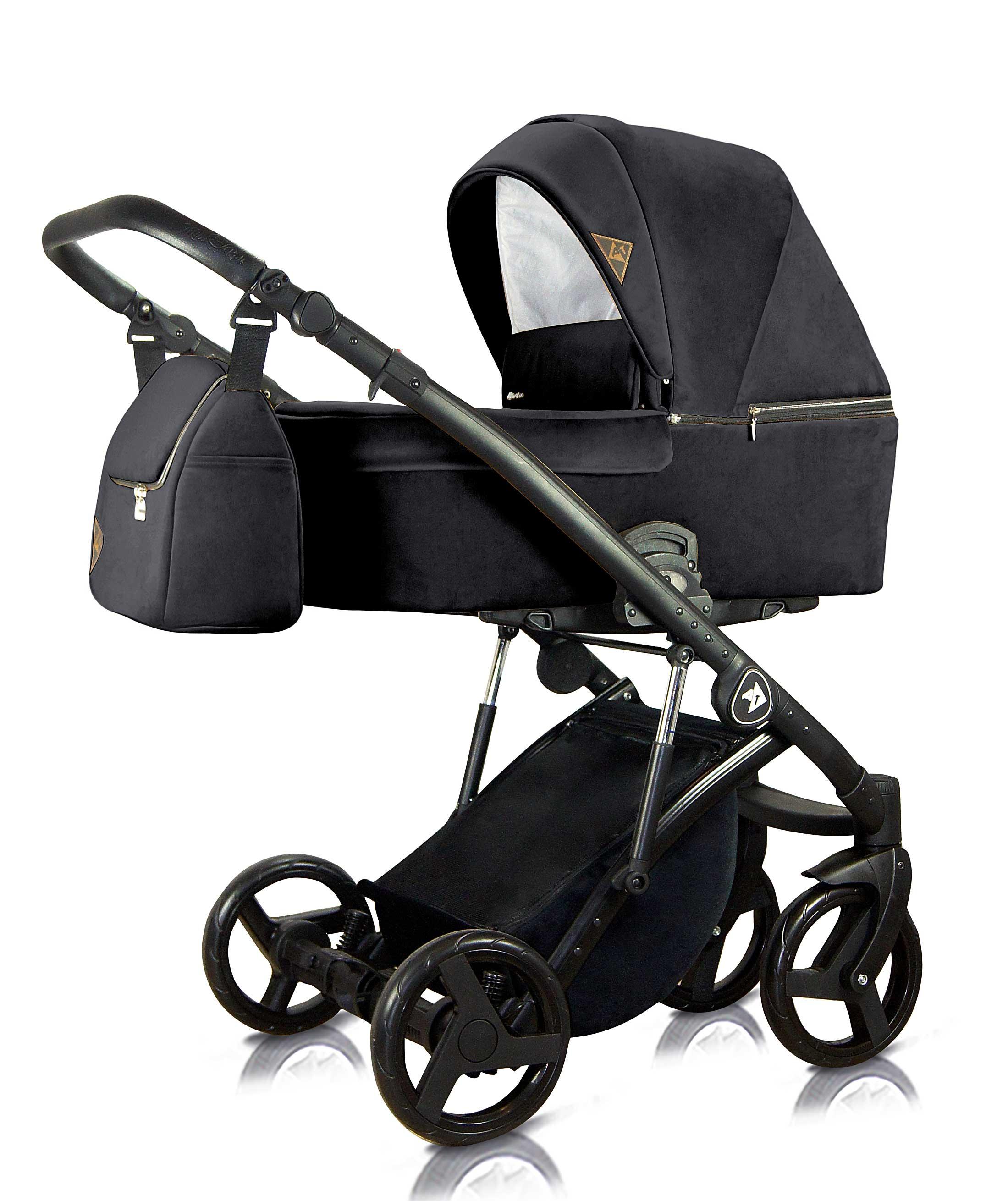 wózek dziecięcy wielofunkcyjny Atteso Milu Kids