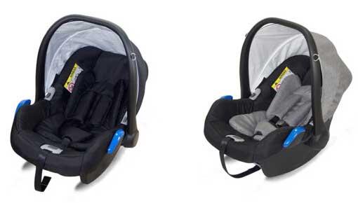 fotelik samochodowy Milu kids wózek dziecięcy Atteso wielofunkcyjny