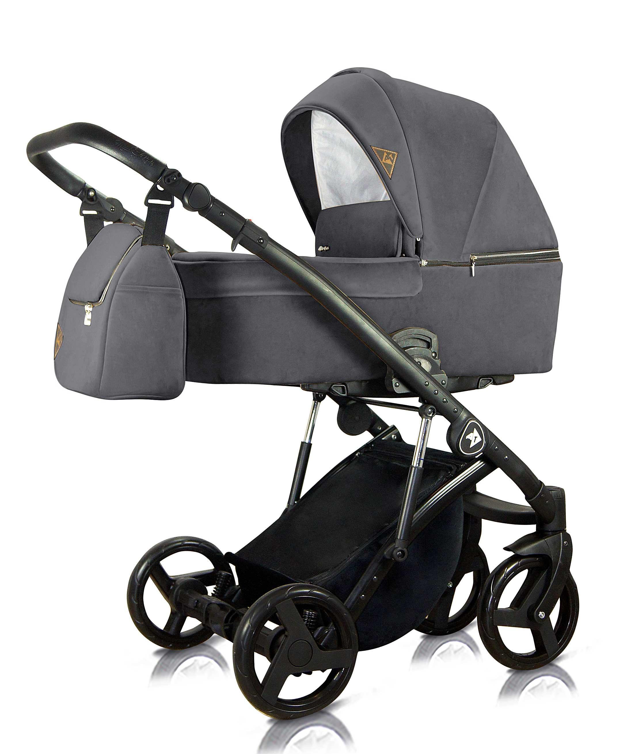 wielofunkcyjny wózek dzieciecy Atteso Milu Kids nowoczesny Dadi Shop