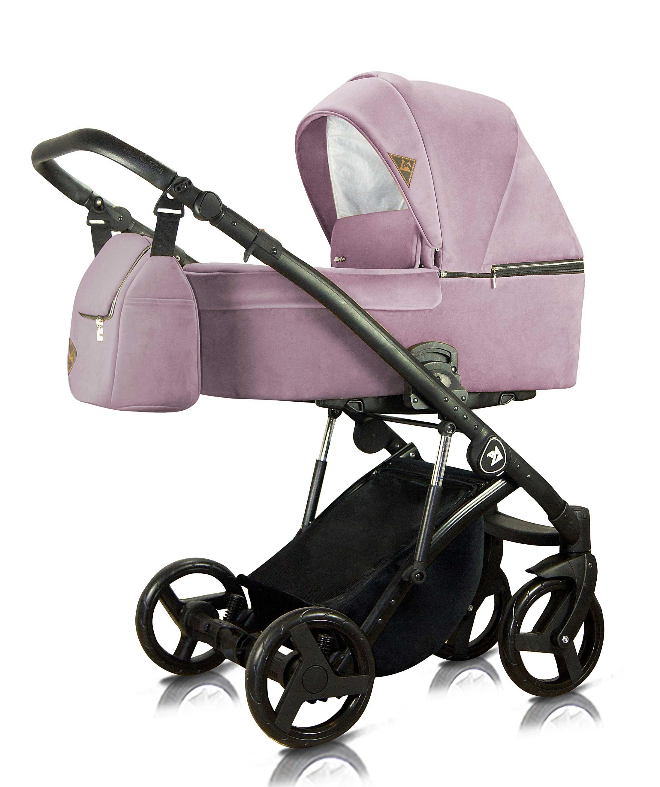 Atteso Milu Kids wózek dziecięcy wielofunkcyjny