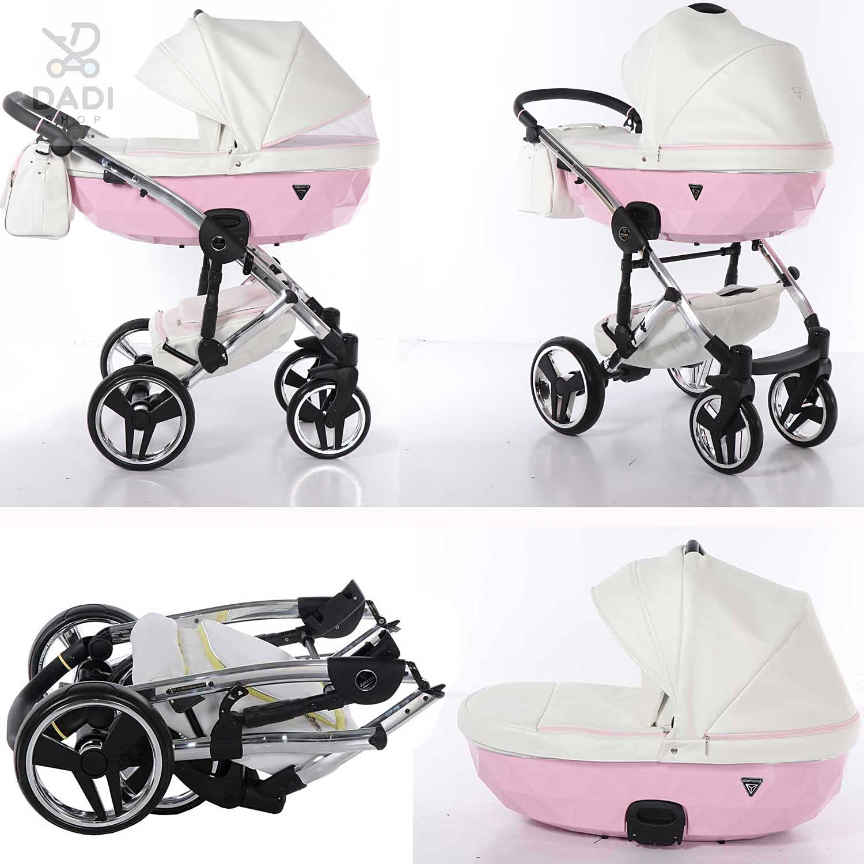 Candy Junama wózek wielofunkcyjny funkcje Dadi Shop