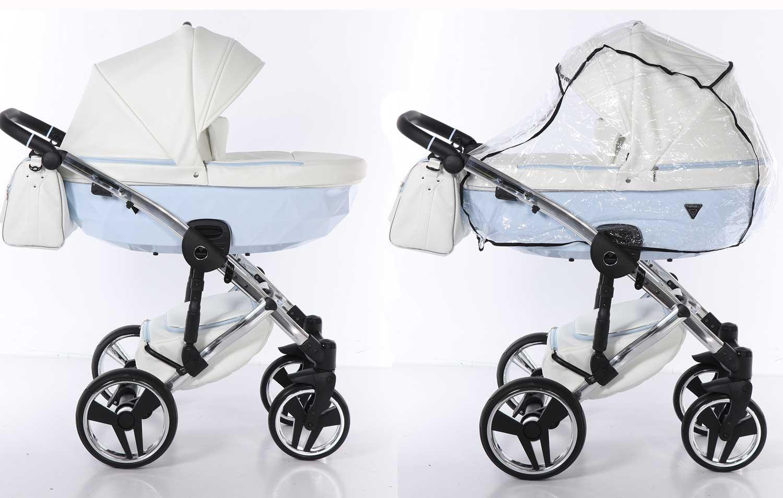 wózek Candy Junama wielofunkcyjny dziecięcy głęboko spacerowy Dadi Shop elegancki wózek dziecięcy