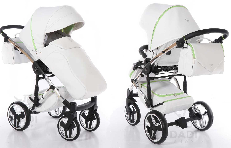 Junama Candy wózek dziecięcy wielofunkcyjny 2w1 spacerówka Dadi Shop