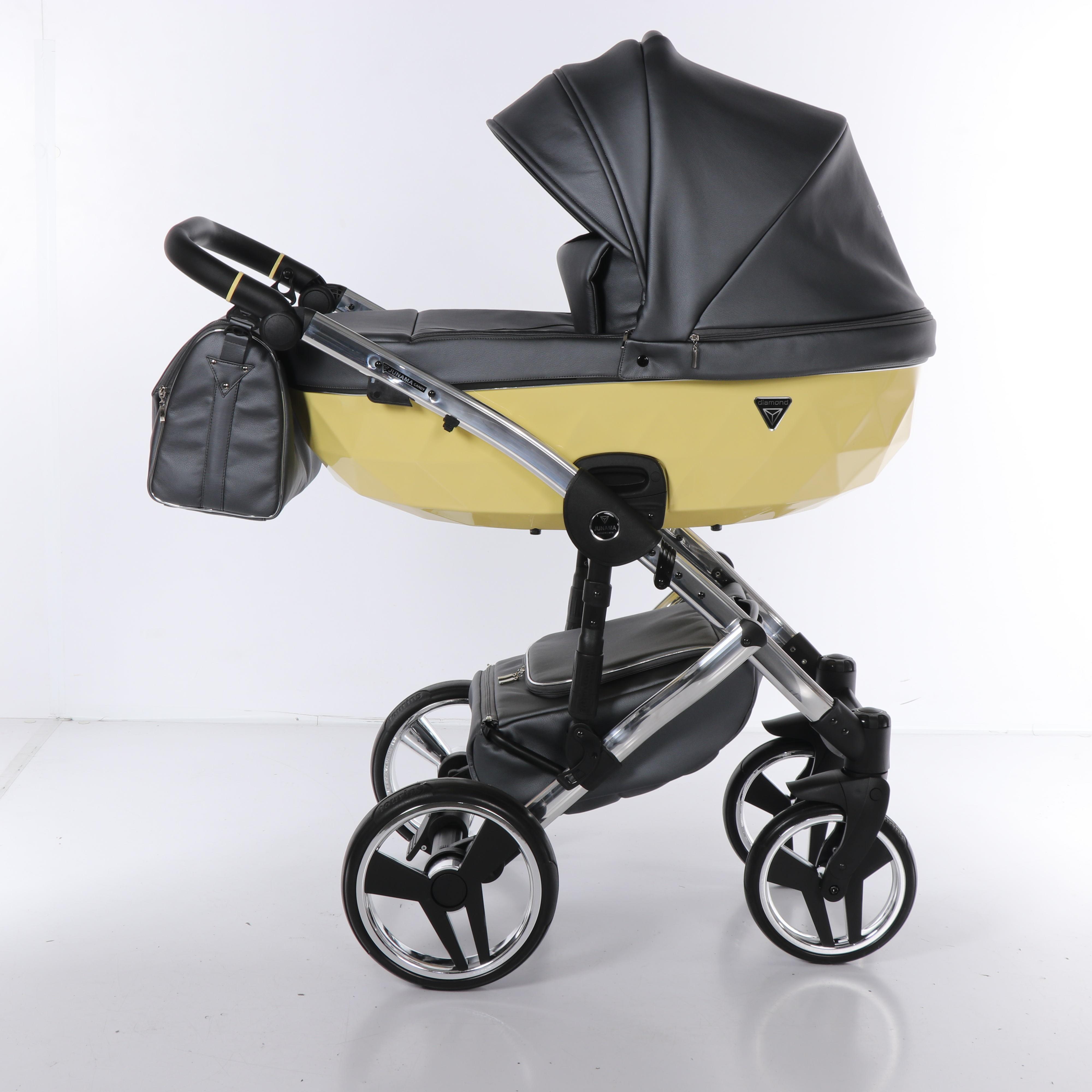 wózek dziecięcy Candy Junama czarny Dadi Shop
