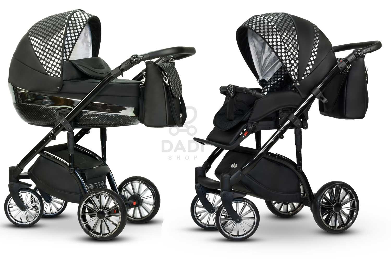 Constellation Wiejar wózek dzieciecy wielofunkcyjny elegancki Dadi Shop gondola spacerówka