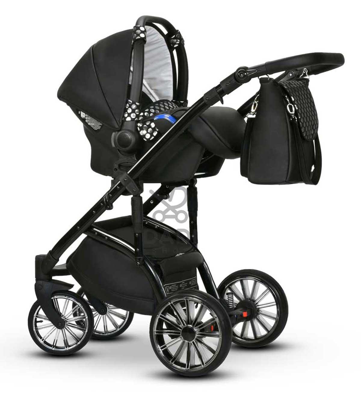 wózek wielofunkcyjny Constellation dziecięcy Wiejar z fotelikiem samochodowym