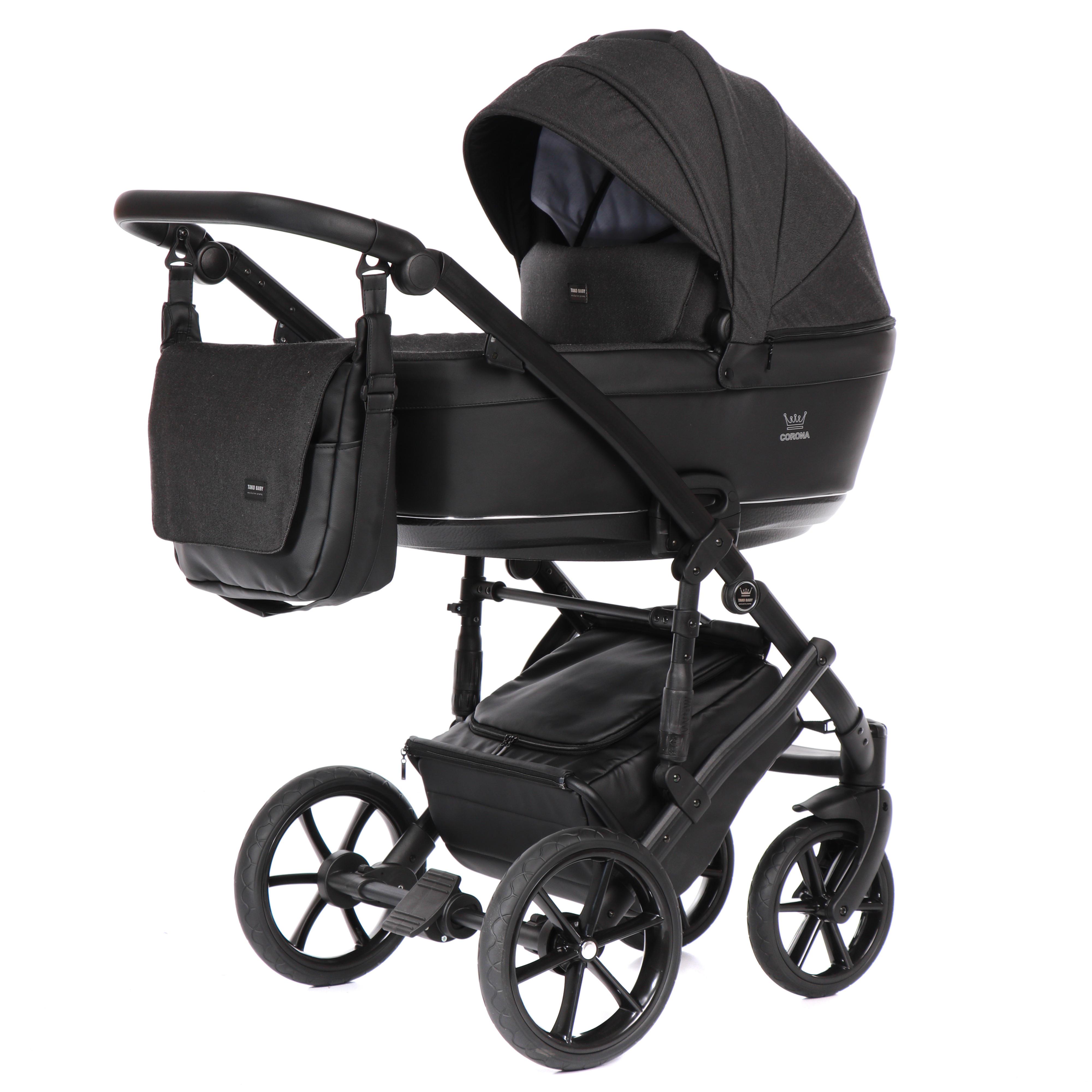 Tako Corona Lite wózek dziecięcy wielofunkcyjny nowoczesny