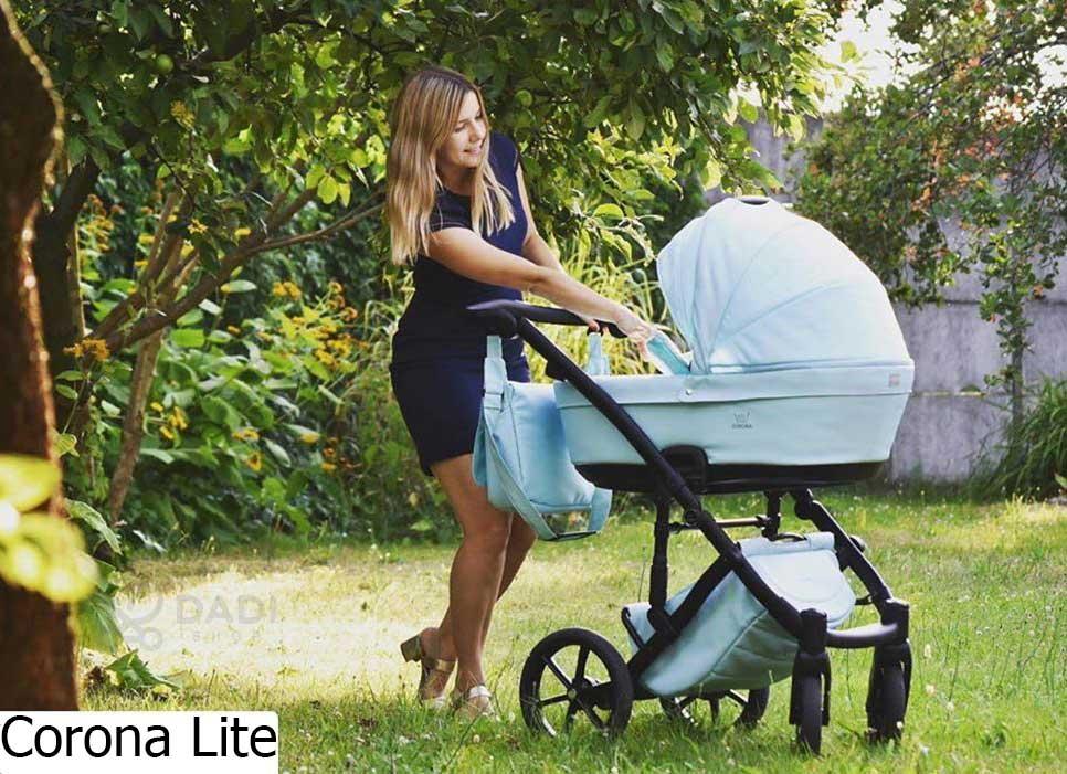 Tako Corona Lite wózek dziecięcy wielofunkcyjny Dadi Shop nowoczesne wózki