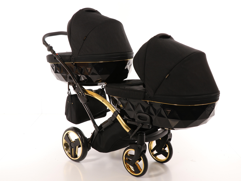 junama diamond s line duo slim dadi shop wózek blizniaczy wielofunkcyjny