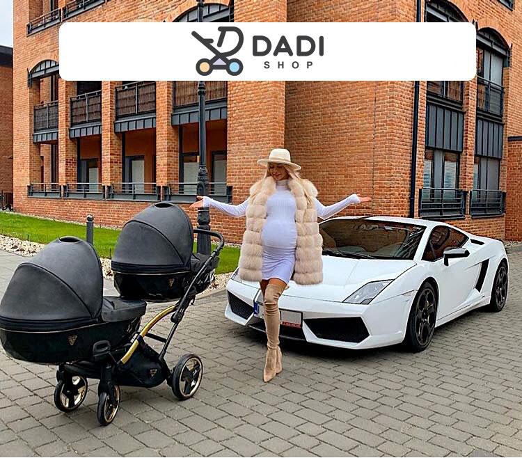 diamond s line duo slim wózek bliźniaczy dadi shop