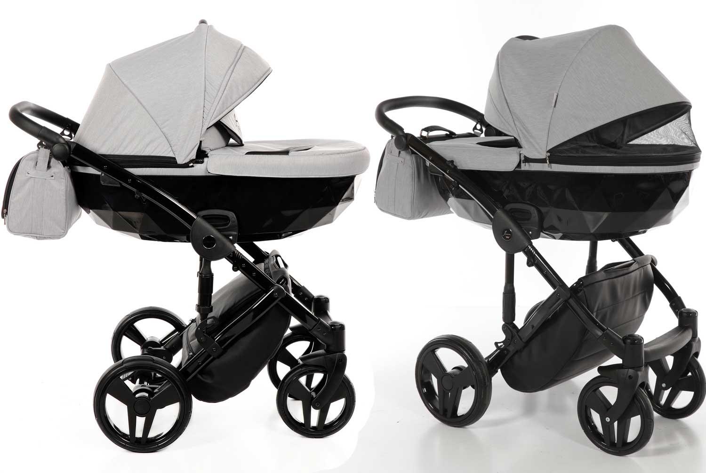 wózek dziecięcy Junama Diamond Dadi Shop gondola