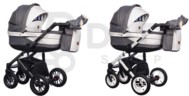 WÓZEK Euforia Comfort Line Paradise Baby wielofunkcyjny dziecięcy kolorystyka Dadi Shop