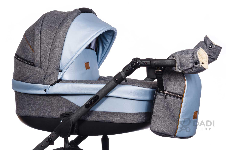 Paradise Baby Euforia Comfort wózek dzieciecy wielofunkcyjny Dadi Shop gondola