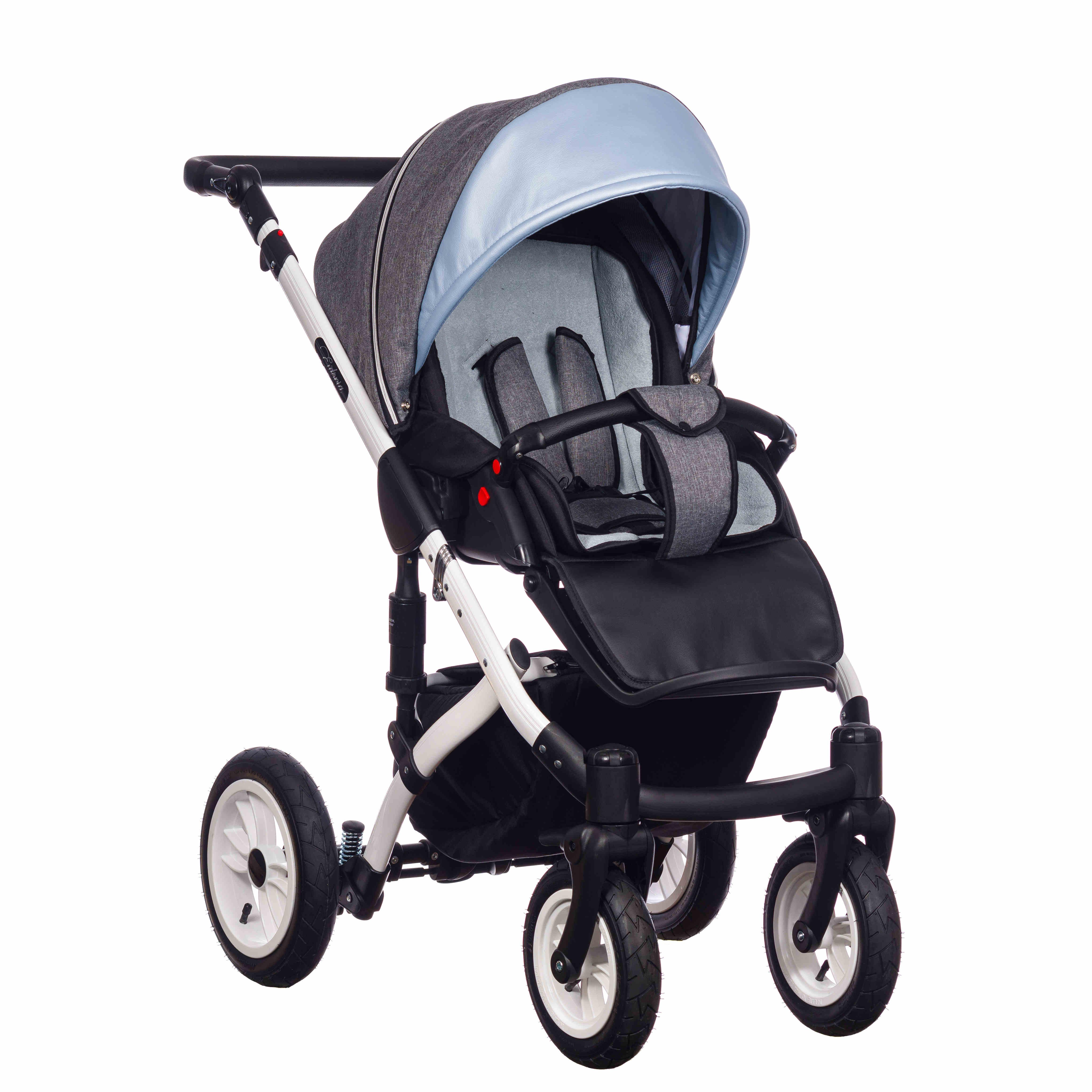 Euforia Comfort Line wózek dziecięcy wielofunkcyjny Paradise Baby spacerówka