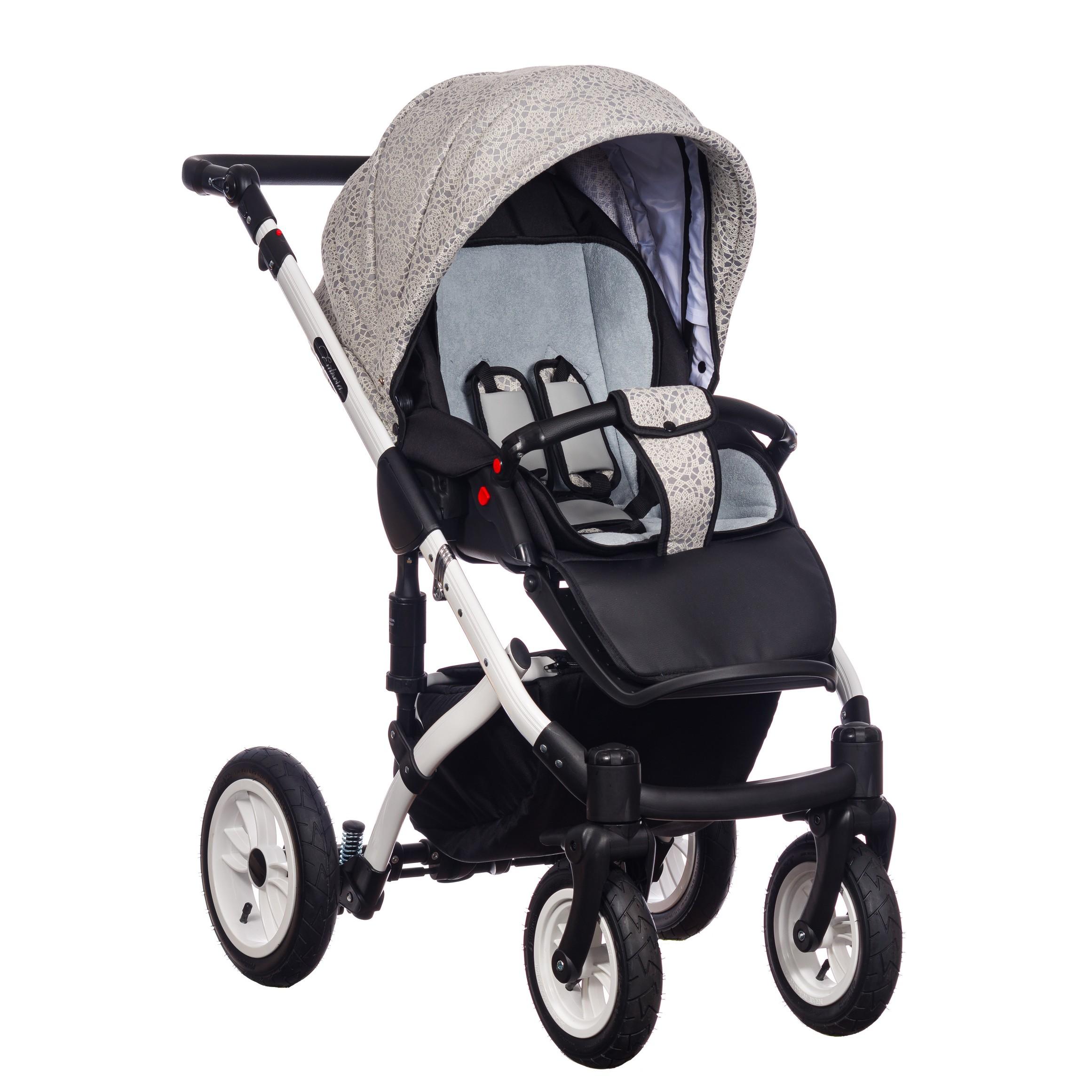 wózek dziecięcy Euforia Paradise Baby wielofunkcyjny spacerowy Dadi Shop