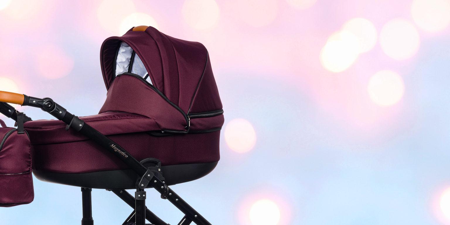 wózek dziecięcy Paradise Baby Magnetico Faq