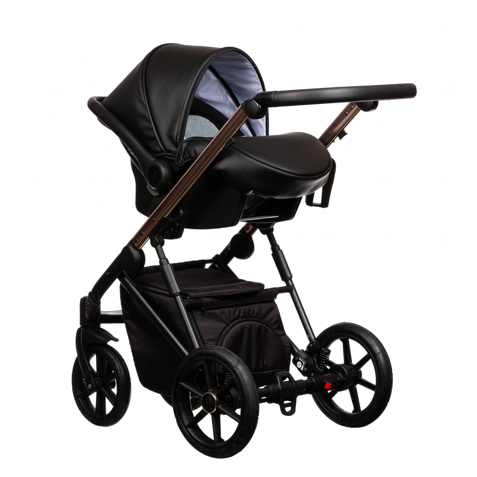 Wózek FX Paradise baby dziecięcy wielofunkcyjny z fotelikiem samochodowym