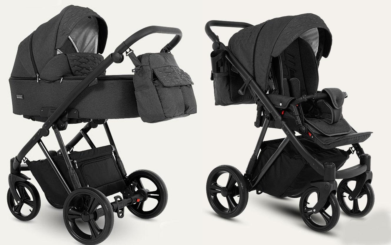 wózek dziecięcy Faro Camarelo