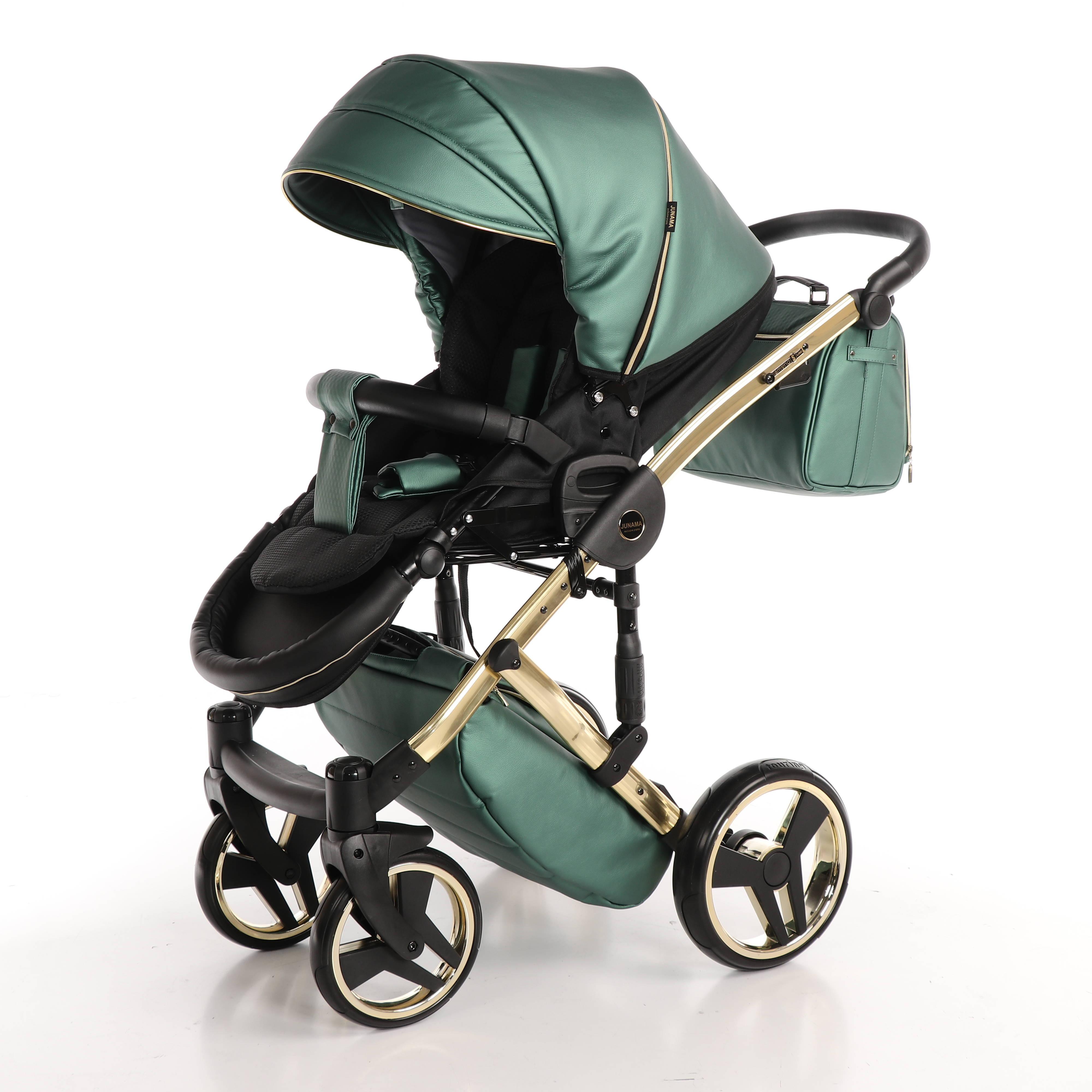 wózek dziecięcy Fluo Line Junama spacerówka