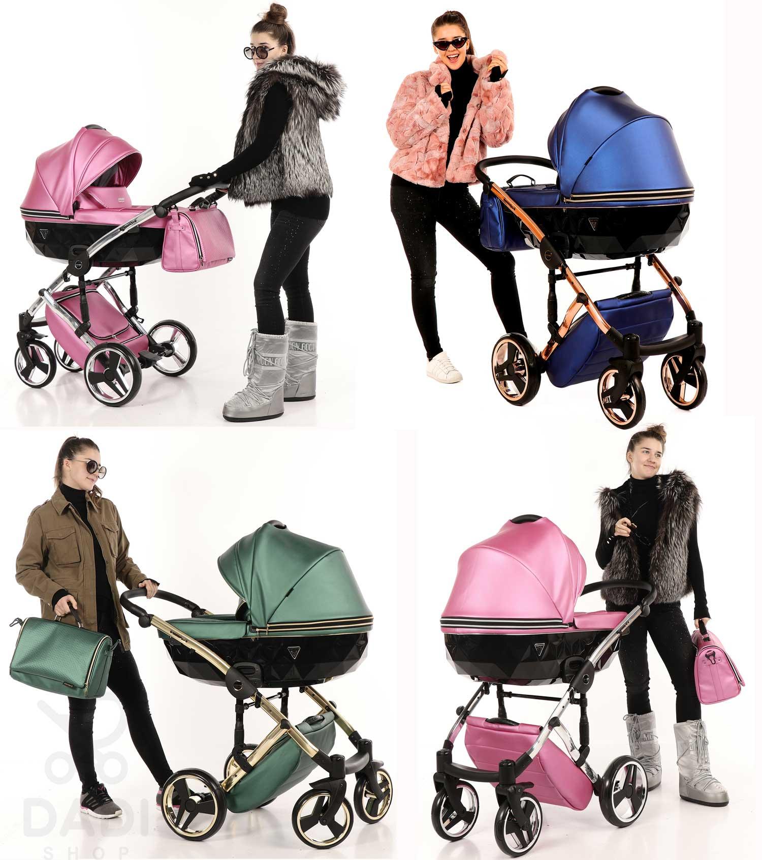 wózek dziecięcy Junama Fluo Line Dadi Shop
