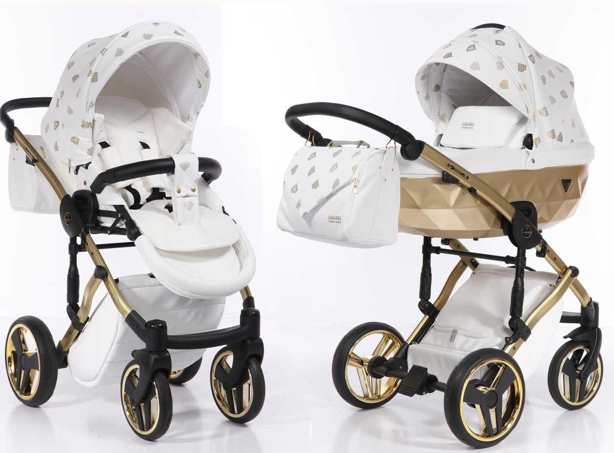 wózek dziecięcy Junama Glow gondola spacerówka Dadi Shop